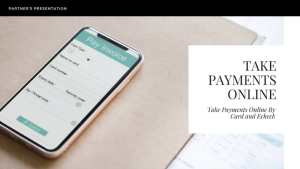Take Payments Online