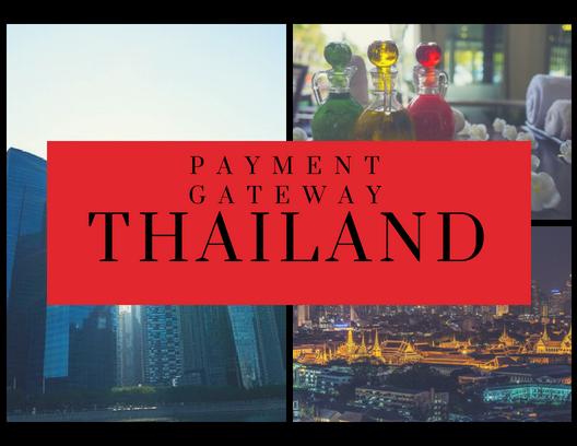 Payment Gateway In Thailand
