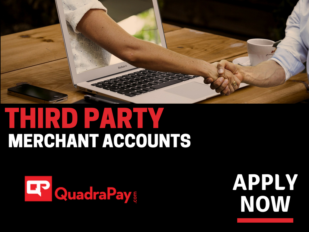 THIRD PARTY MERCHANT ACCOUNTS WITH QUADRAPAY