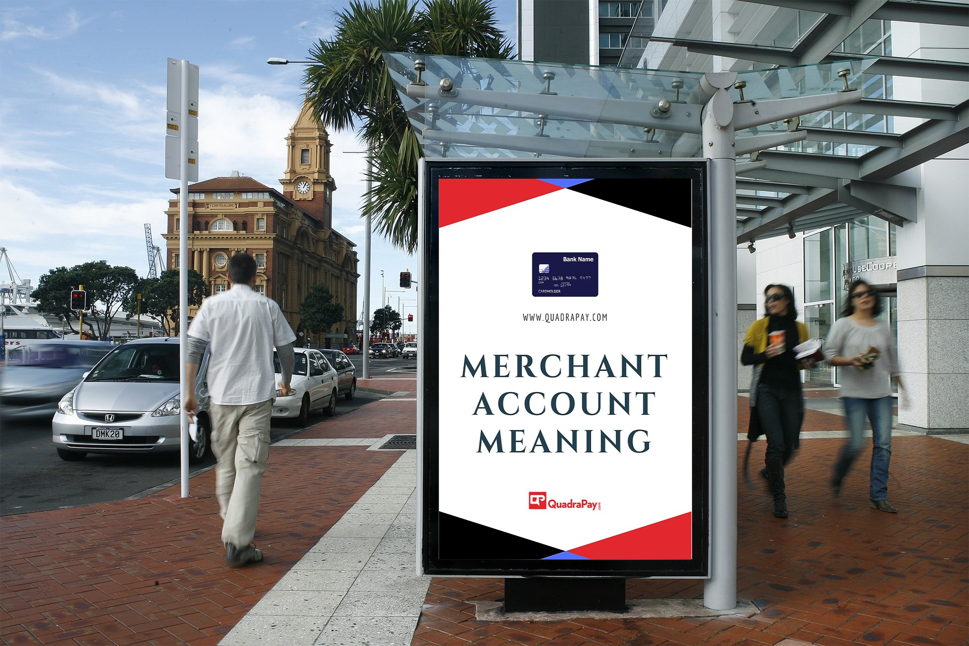 Merchant Account Meaning By Quadrapay