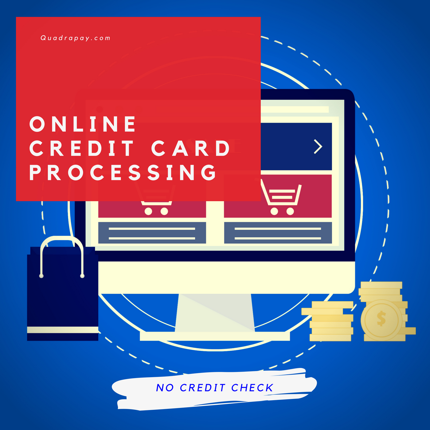 Online Credit Card Processing No Credit Check