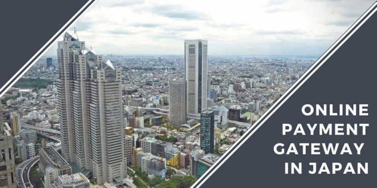 Online Payment Gateway in Japan