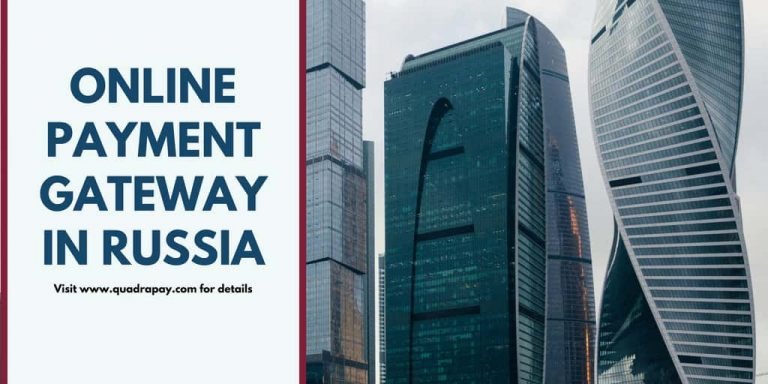 Online Payment Gateway in Russia