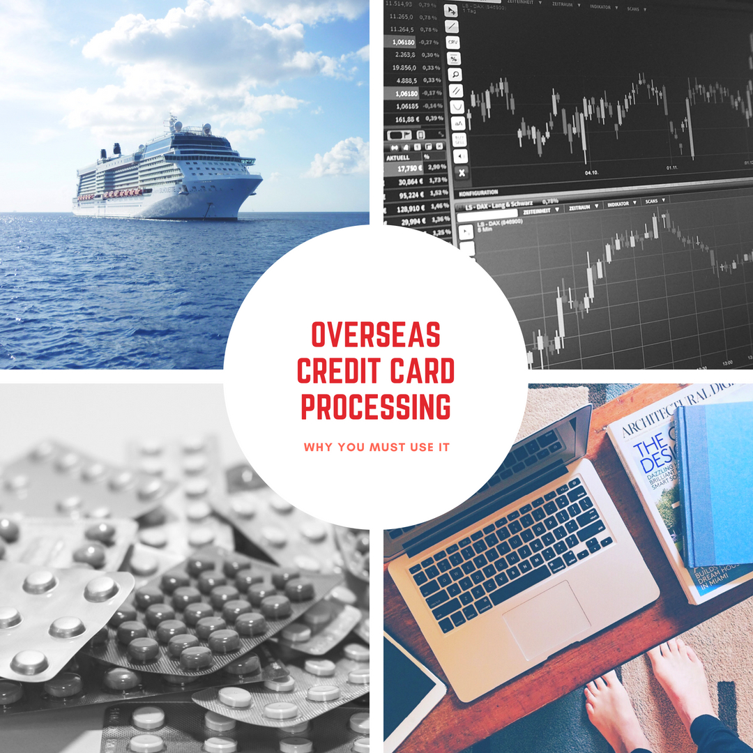 Overseas Credit Card Processing by Quadrapay