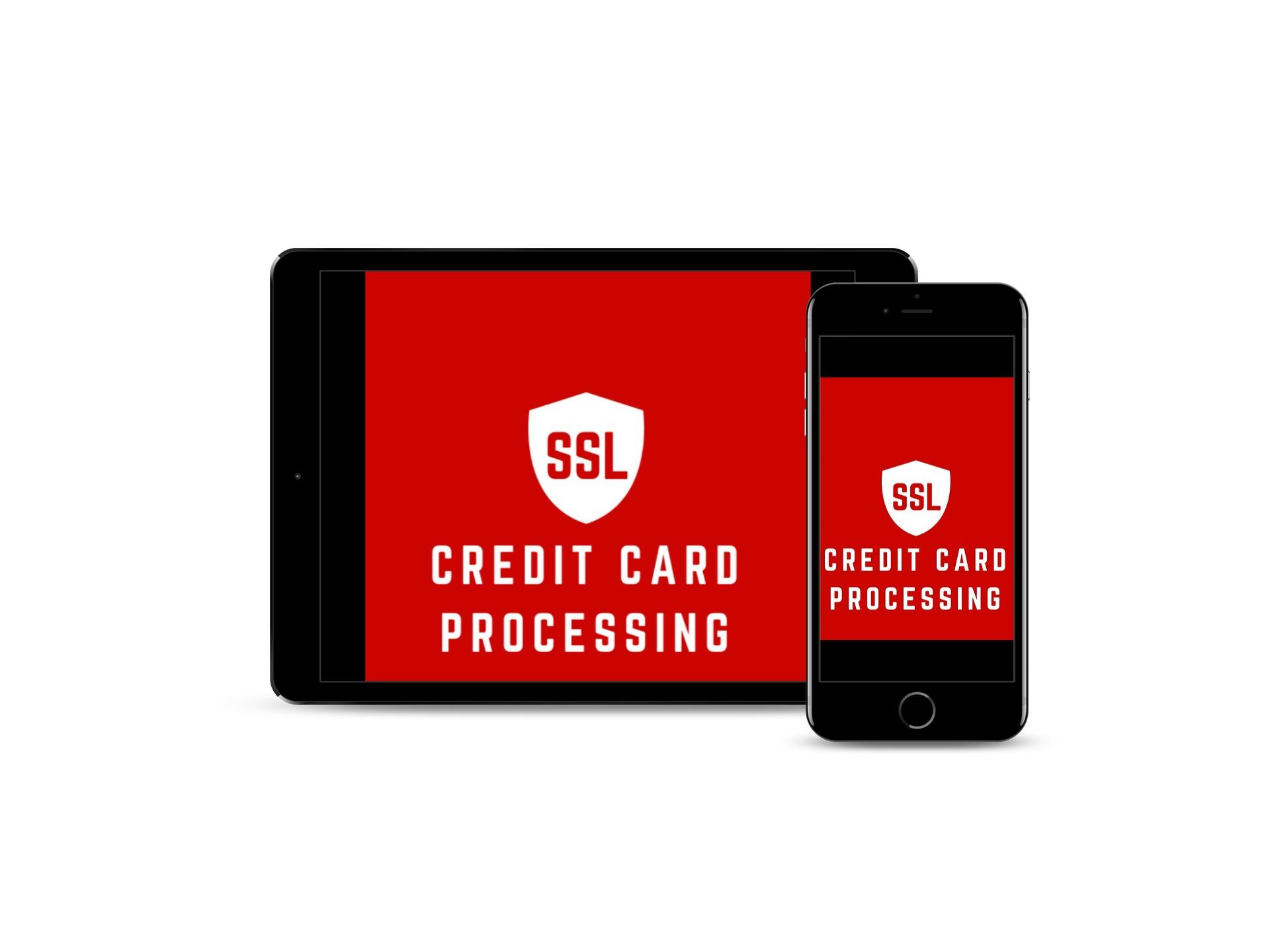 SSL Credit Card Processing With Quadrapay