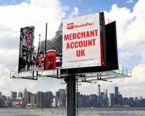 Merchant Account the UK by Quadrapay