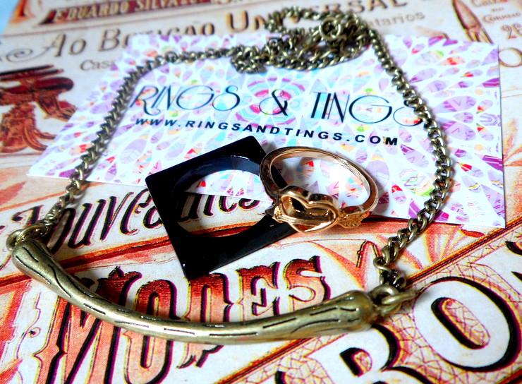 Acessórios Rings and Tings