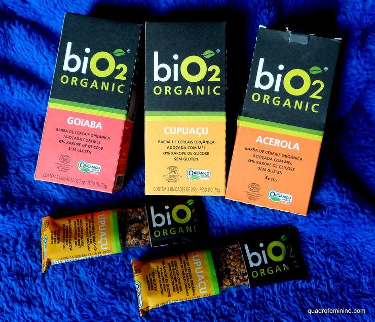 Barras BiO2 Organic