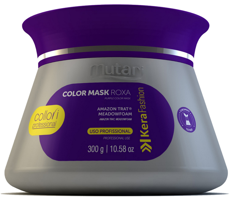 Colors Mask Roxa Mutari