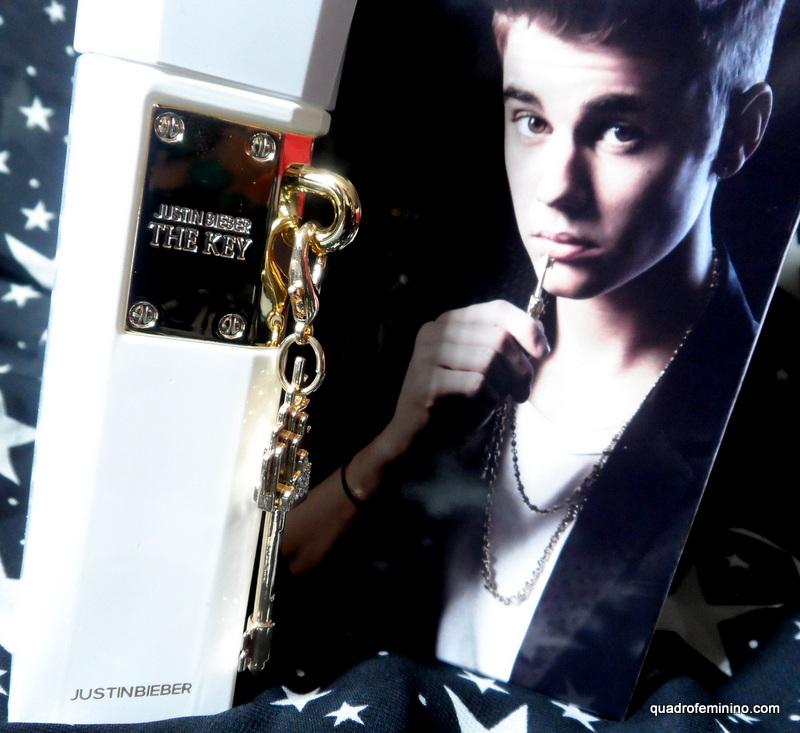 The Key EDP - Justin Bieber - Elizabeth Arden