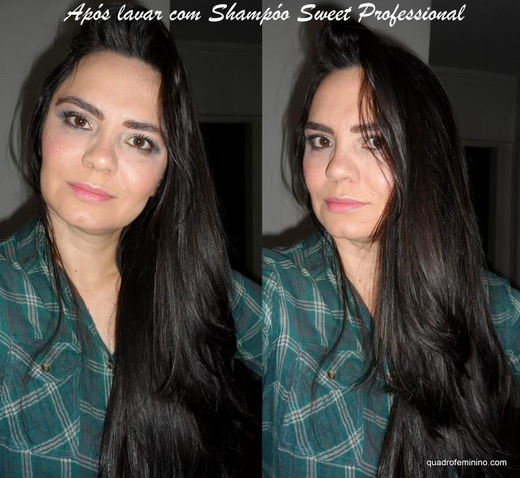Shampóo Powder Sweet Professional - Shampoo em pó (2)