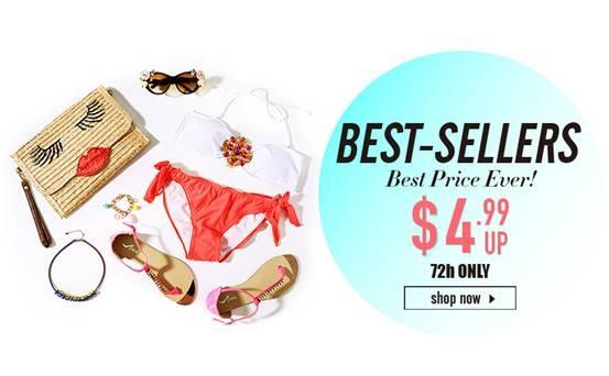 Best-Sellers Sale - Romwe