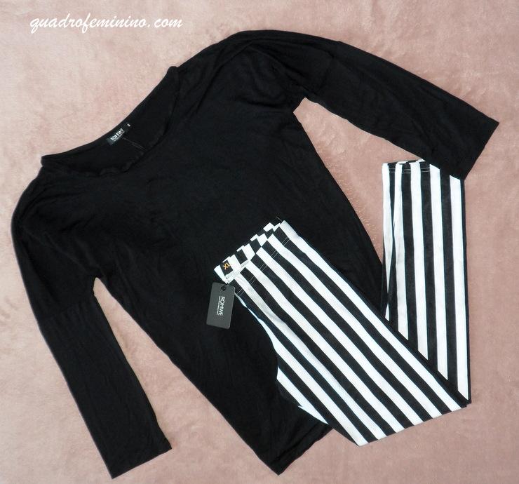 Romwe, roupas