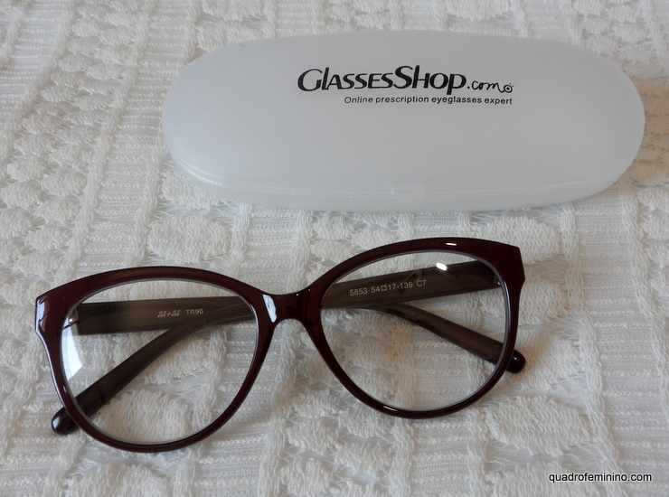 Norwood Round Burgundy - Burgundy - GlassesShop