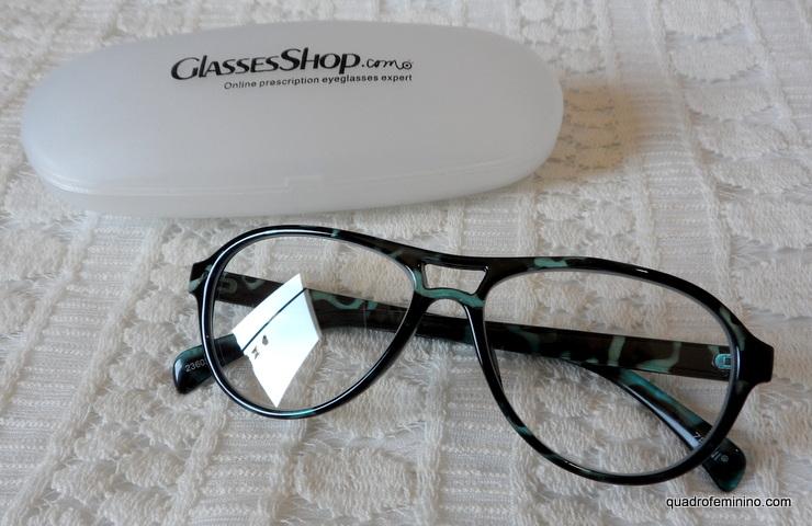 Rochester - Blue Tortoise - GlassesShop