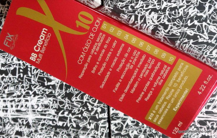 BB Cream Capilar – X 10 BB Cream Multi Benefício com óleo de Ojon (2)
