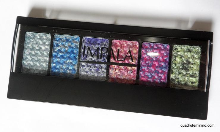 Paleta de Sombras Mosaico Impala - Boreal