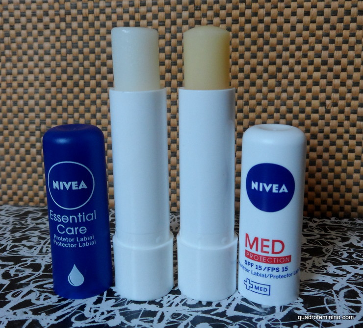 Protetor Labial Nivea - Essential Care - MED Protection
