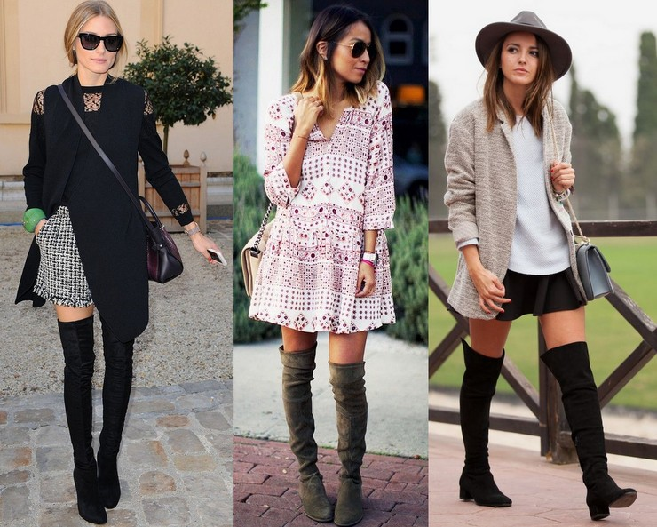 Bota Cuissarde - Knee - Boot