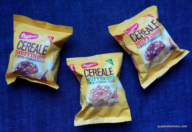 Bauducco Cereale - Muffins Integrais