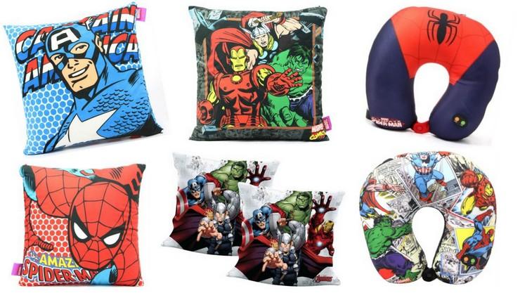 Almofadas Super-heróis - Marvel