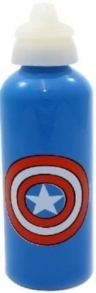 garrafa super heróis Marvel - America