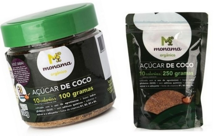 Açúcar de Coco Monama