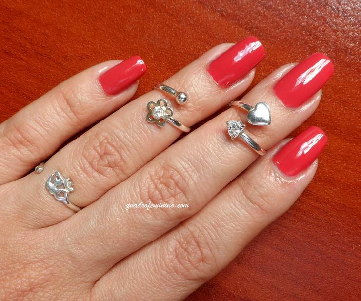 Anéis de prata - Joalheria Terra da Prata