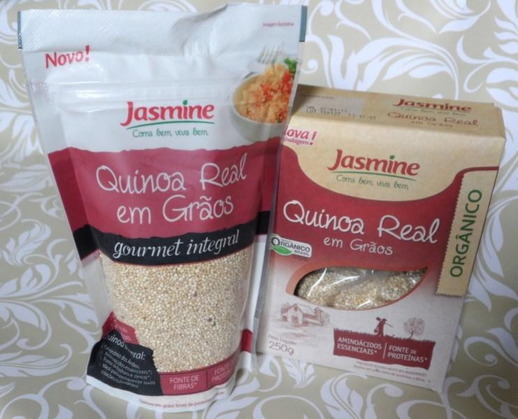Quinoa em grãos - Jasmine