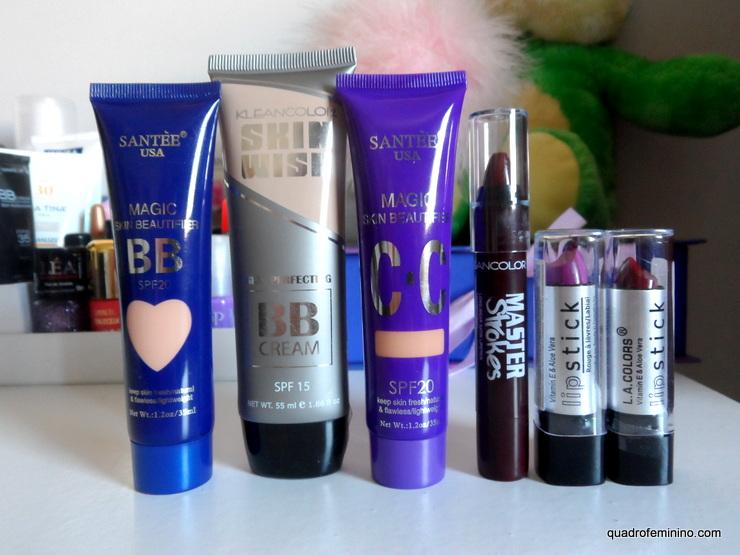 Cosméticos e maquiagens - Shop Miss A