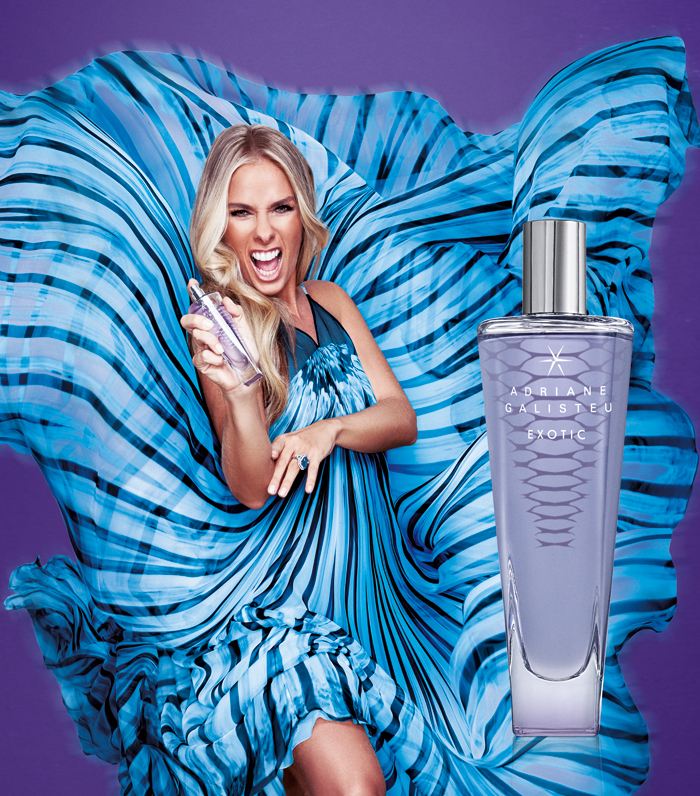 Perfume Exotic - Adriane Galisteu