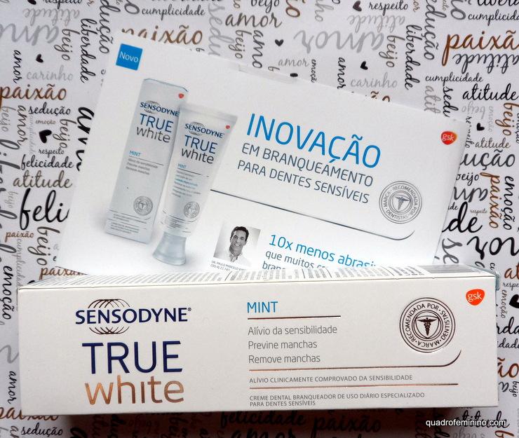 True White Sensodyne