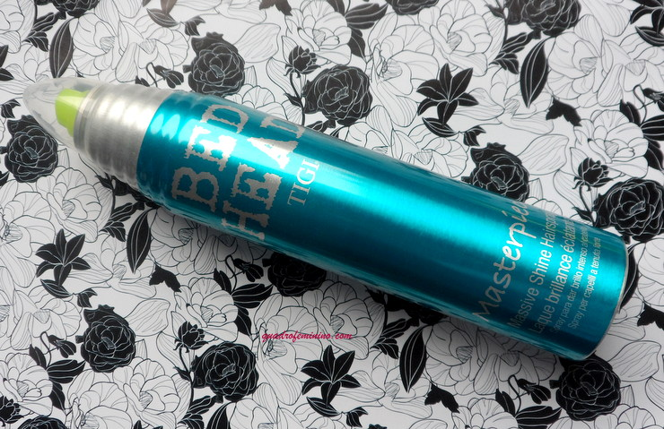 Masterpiece Hairspray Bed Head by Tigi