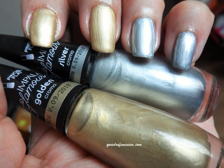 Golden e Silver - Impala Glamour