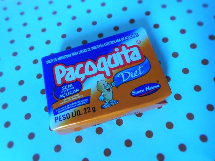 Paçoquita Diet - Santa Helena