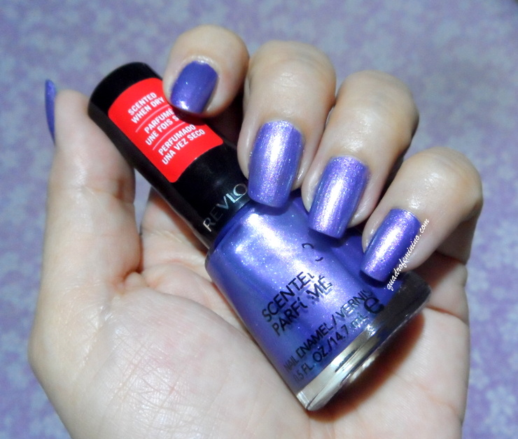 Revlon Scented - Not So Blueberry 370