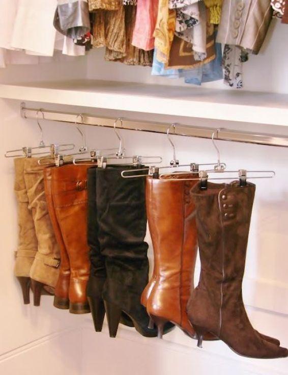 Organizar sapatos 1