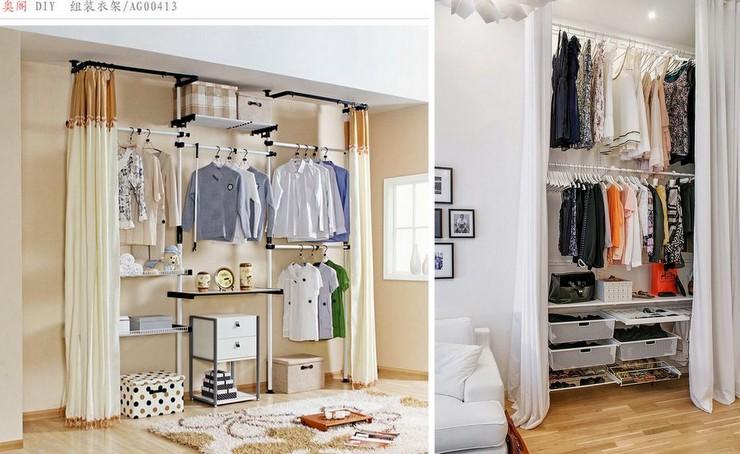 Mini closet