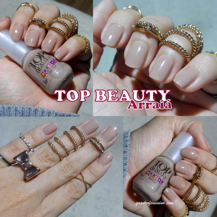 Coleção -Top Beauty Arraiá - Paçoca