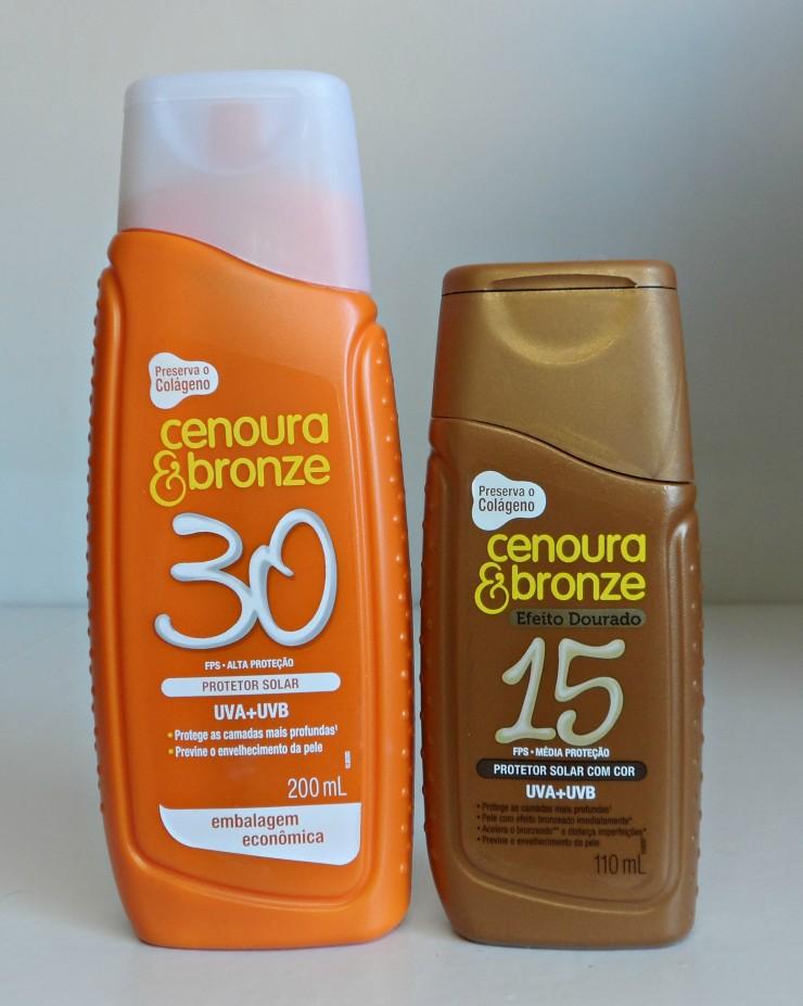 protetor-solar-e-locao-bronzeadora-cenoura-e-bronze