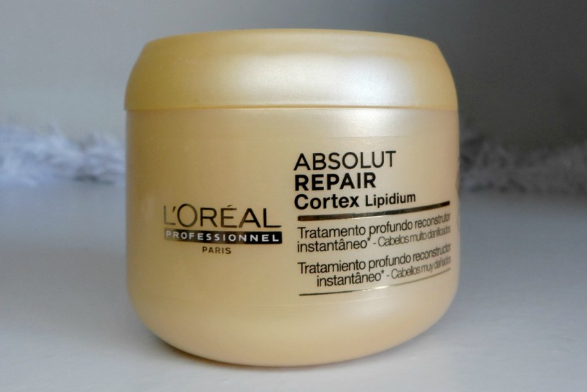 Máscra Reconstrutora Absolut Repair Cortex Lipidium