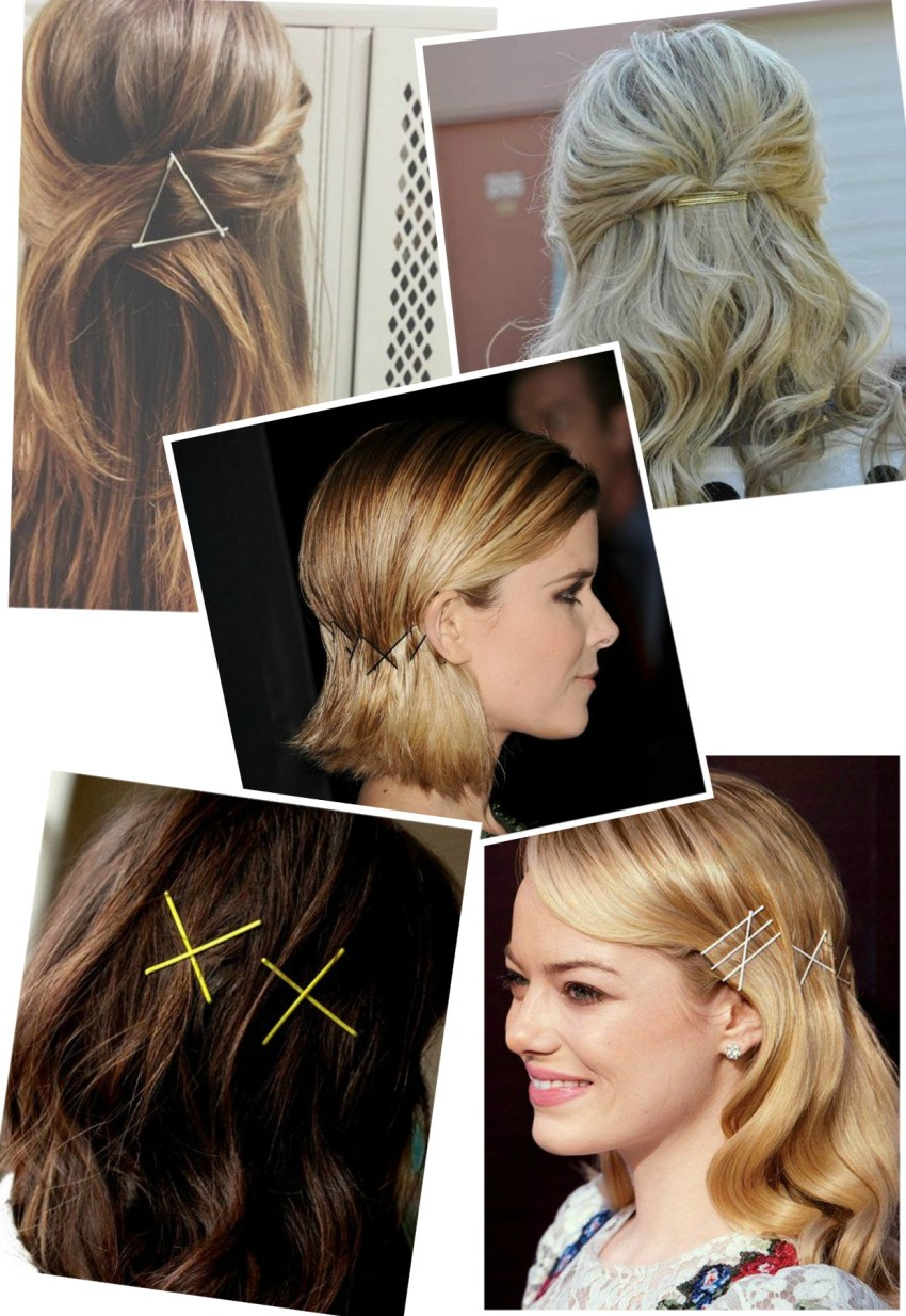acessórios para cabelos - grampos