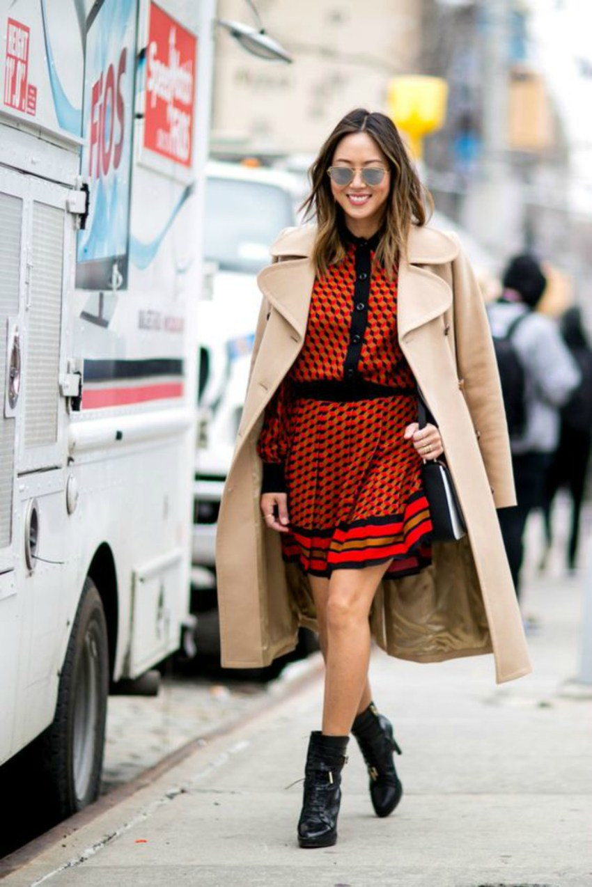 Looks de Aimee Song