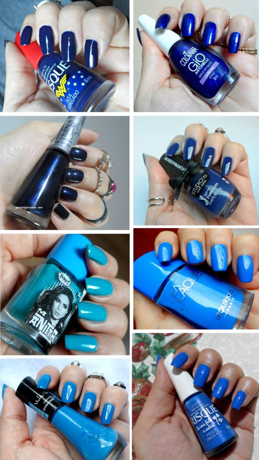 5 Coisas azuis