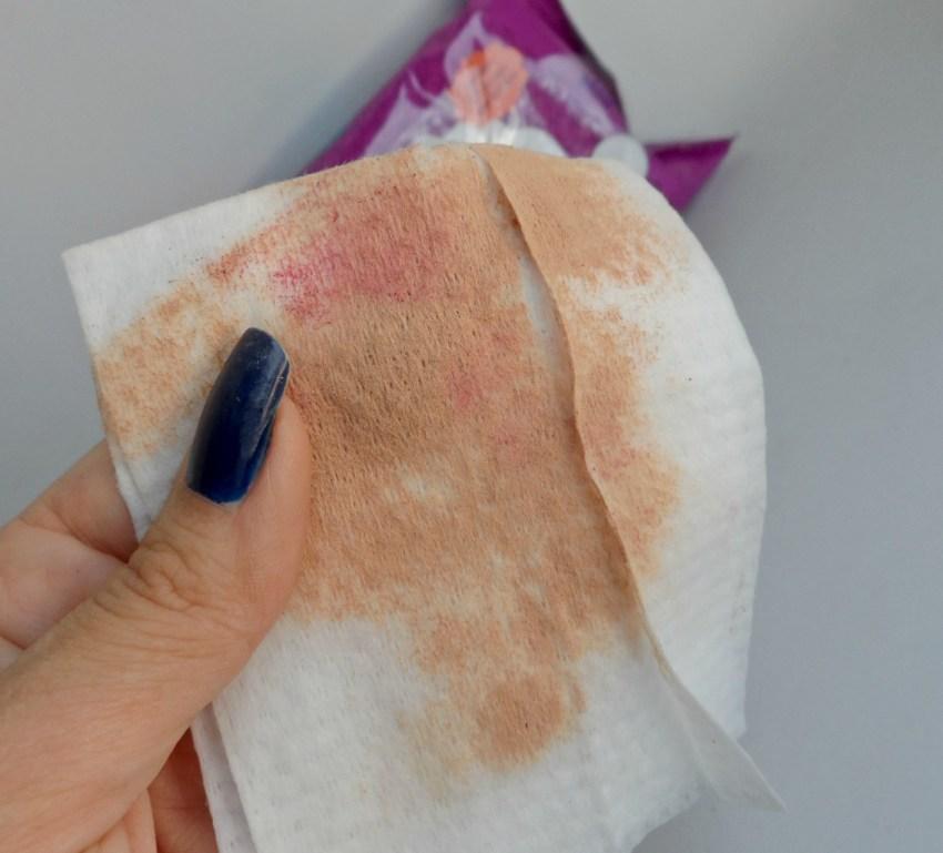 Lenço Removedor de Maquiagem
