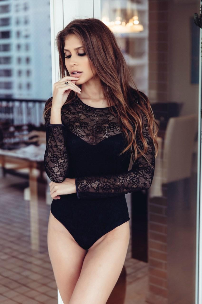 Lingerie Darling - body