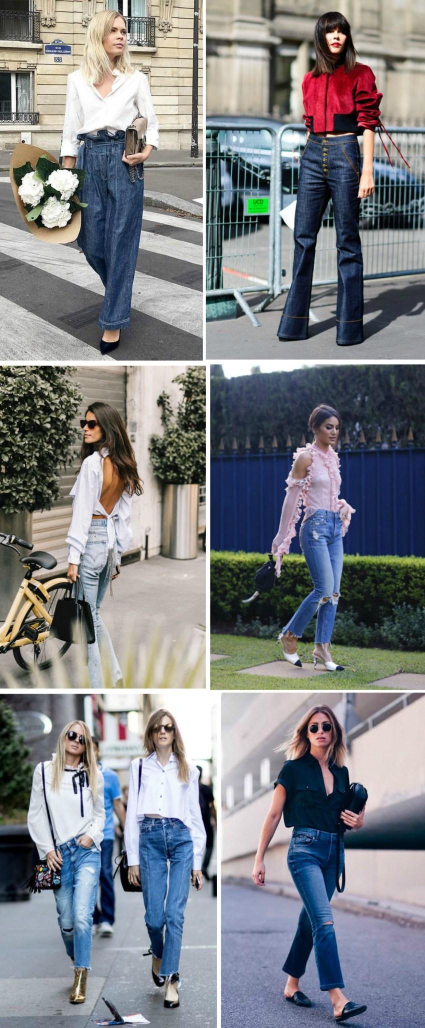 Look com jeans