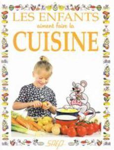 les enfants aiment faire la cuisine