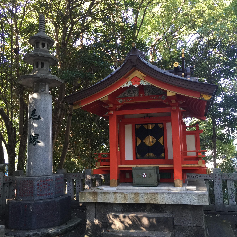 王子神社の摂社『関神社』は、ちょっと珍しい「髪の毛」の御神徳!?