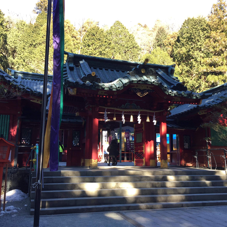 【パワースポット】関東総鎮守 箱根神社(九頭竜神社)に参拝してきました!